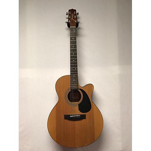 used jasmine s34c acoustic guitar guitar center. Black Bedroom Furniture Sets. Home Design Ideas
