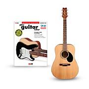 S35 Acoustic Guitar Bundle Natural