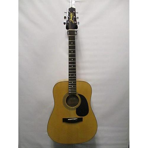 Jasmine S35QA Acoustic Guitar