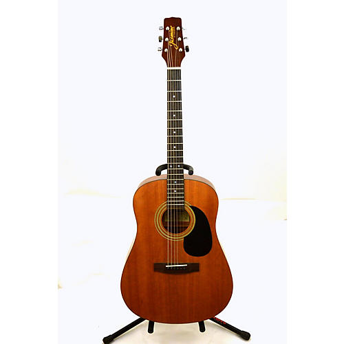 used jasmine s35sk acoustic guitar guitar center. Black Bedroom Furniture Sets. Home Design Ideas