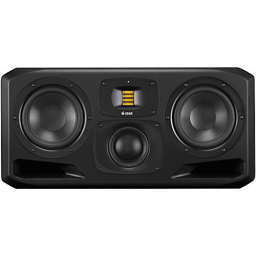 Adam Audio S3H Premium Horizontal mid-field Monitor, 3-way Dual 7