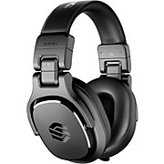 S400 Studio Headphones With 40 mm Drivers Black