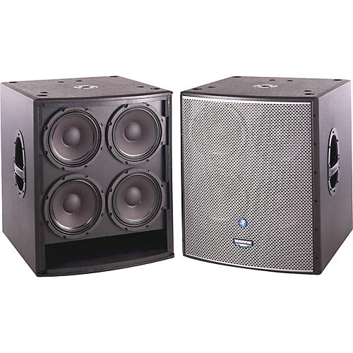 Mackie S410S Dedicated Precision Passive Subwoofer Pair