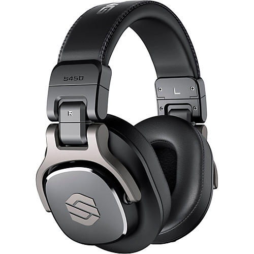 Sterling Audio S450 Studio Headphones with 45mm Drivers
