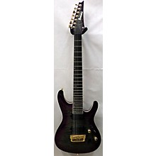 Ibanez S5527QFX Prestige 7 String Solid Body Electric Guitar