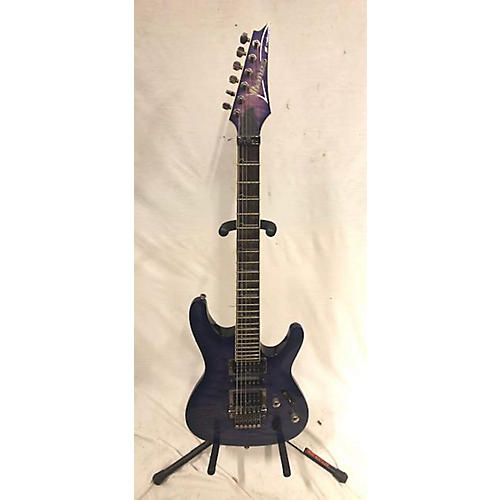Ibanez S570DXQM S Series Solid Body Electric Guitar
