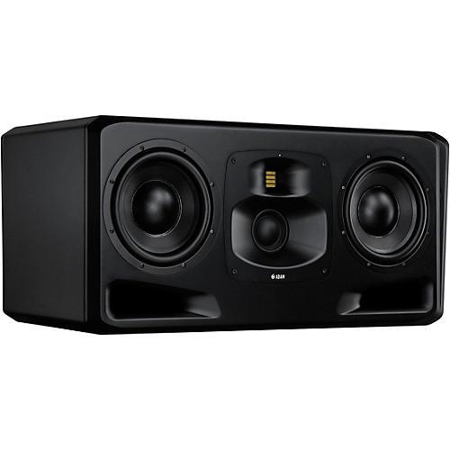 Adam Audio S5H Premium Horizontal mid-field Monitor, 3-way Dual 10