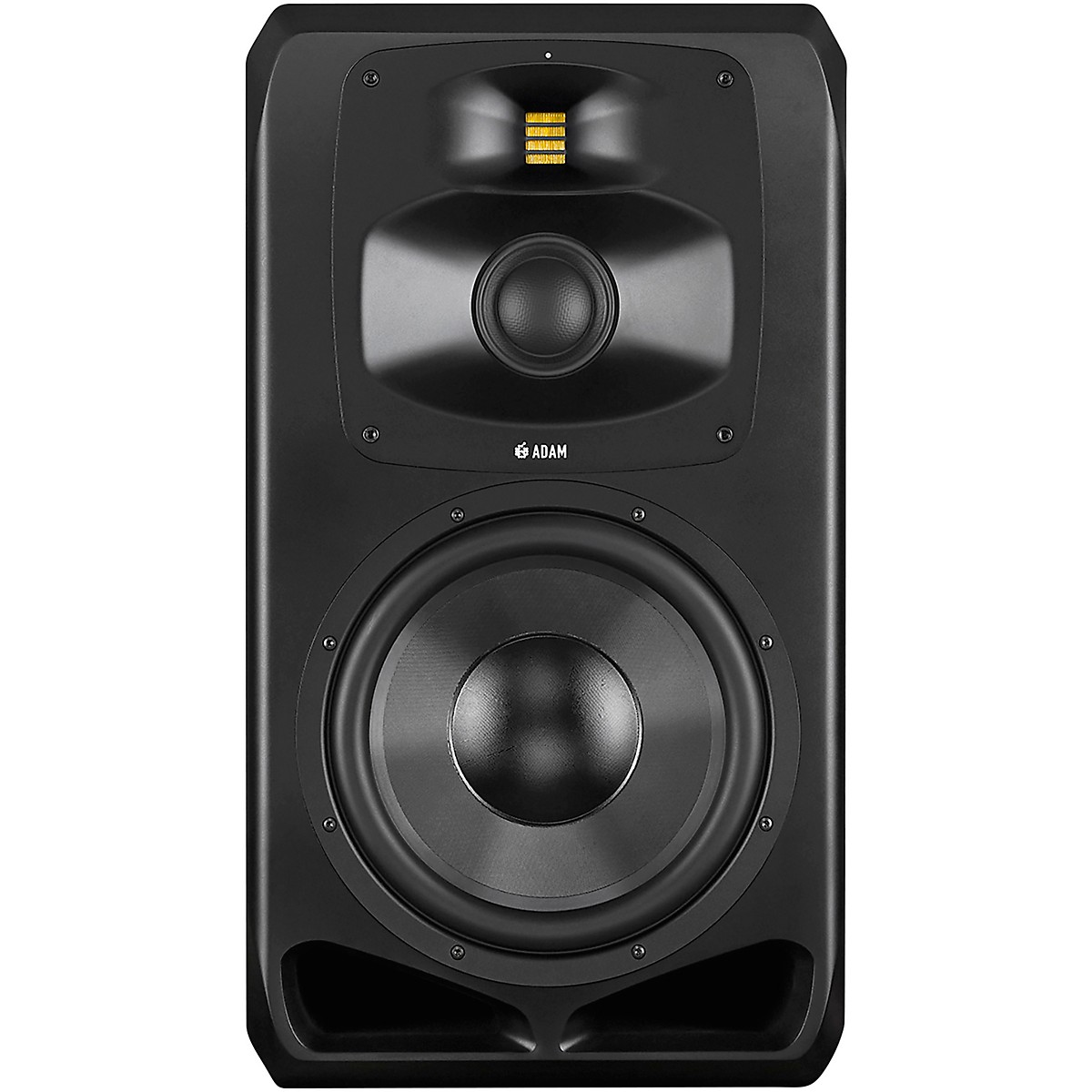 Adam Audio S5V Premium Vertical mid-field Monitor, 3-way 12