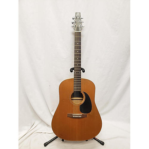 used seagull s6 acoustic guitar natural guitar center. Black Bedroom Furniture Sets. Home Design Ideas