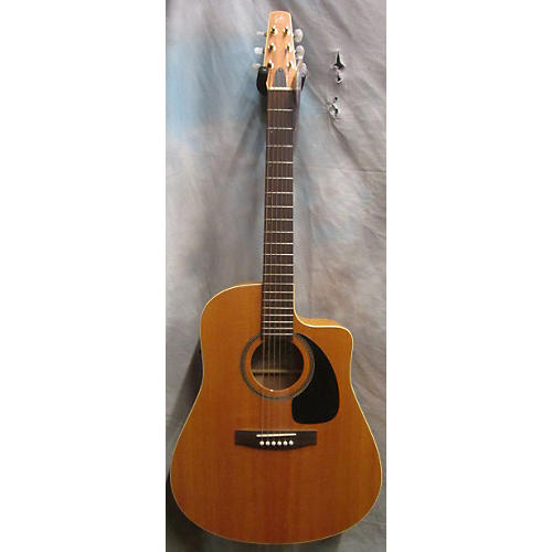 used seagull s6 cw flame maple acoustic electric guitar guitar center. Black Bedroom Furniture Sets. Home Design Ideas