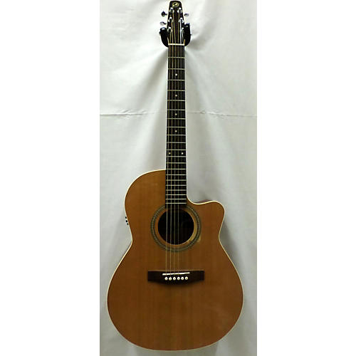 Seagull S6+ Cutaway Acoustic Electric Guitar