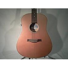 Seagull S6 Koa QIT Ltd Acoustic Electric Guitar