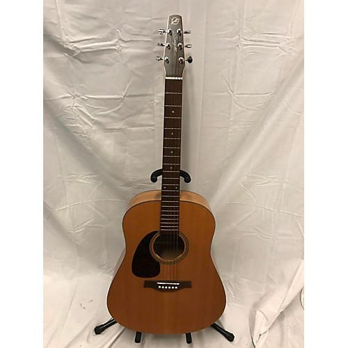 Seagull S6 Left Handed Acoustic Guitar
