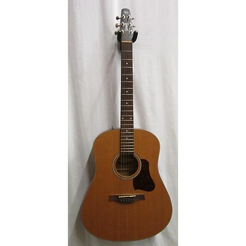 used seagull s6 orignal acoustic electric guitar natural guitar center. Black Bedroom Furniture Sets. Home Design Ideas