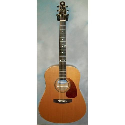Seagull S6 Quantam I Acoustic Electric Guitar