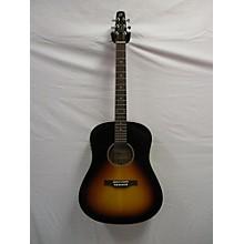 Seagull S6 Spruce Sunburst GT Q1T Acoustic Electric Guitar