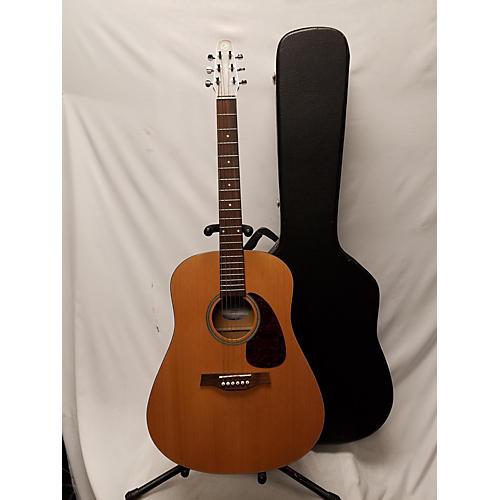 Seagull S6 W/ Hardshell Case Acoustic Guitar