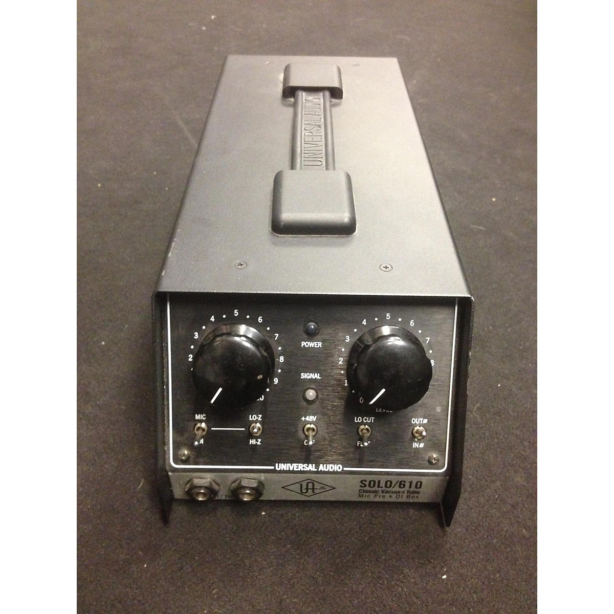 Universal Audio S610 Microphone Preamp