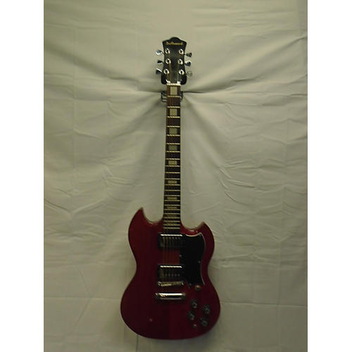 DeArmond S65 Solid Body Electric Guitar