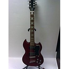 DeArmond S67 Solid Body Electric Guitar
