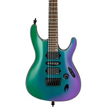 S671ALB S Axion Label 6st Electric Guitar Blue Chameleon