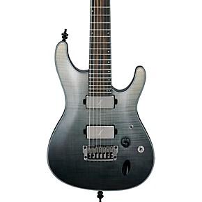 ibanez s71al axion label 7 string electric guitar black mirage gradation low gloss guitar center. Black Bedroom Furniture Sets. Home Design Ideas