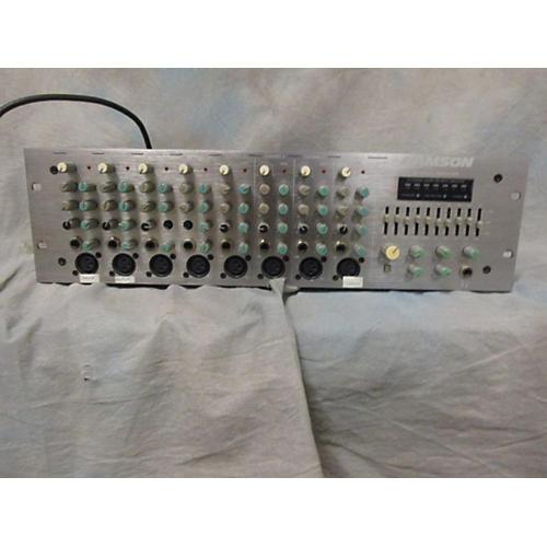 Samson S8 Mixer Powered Mixer