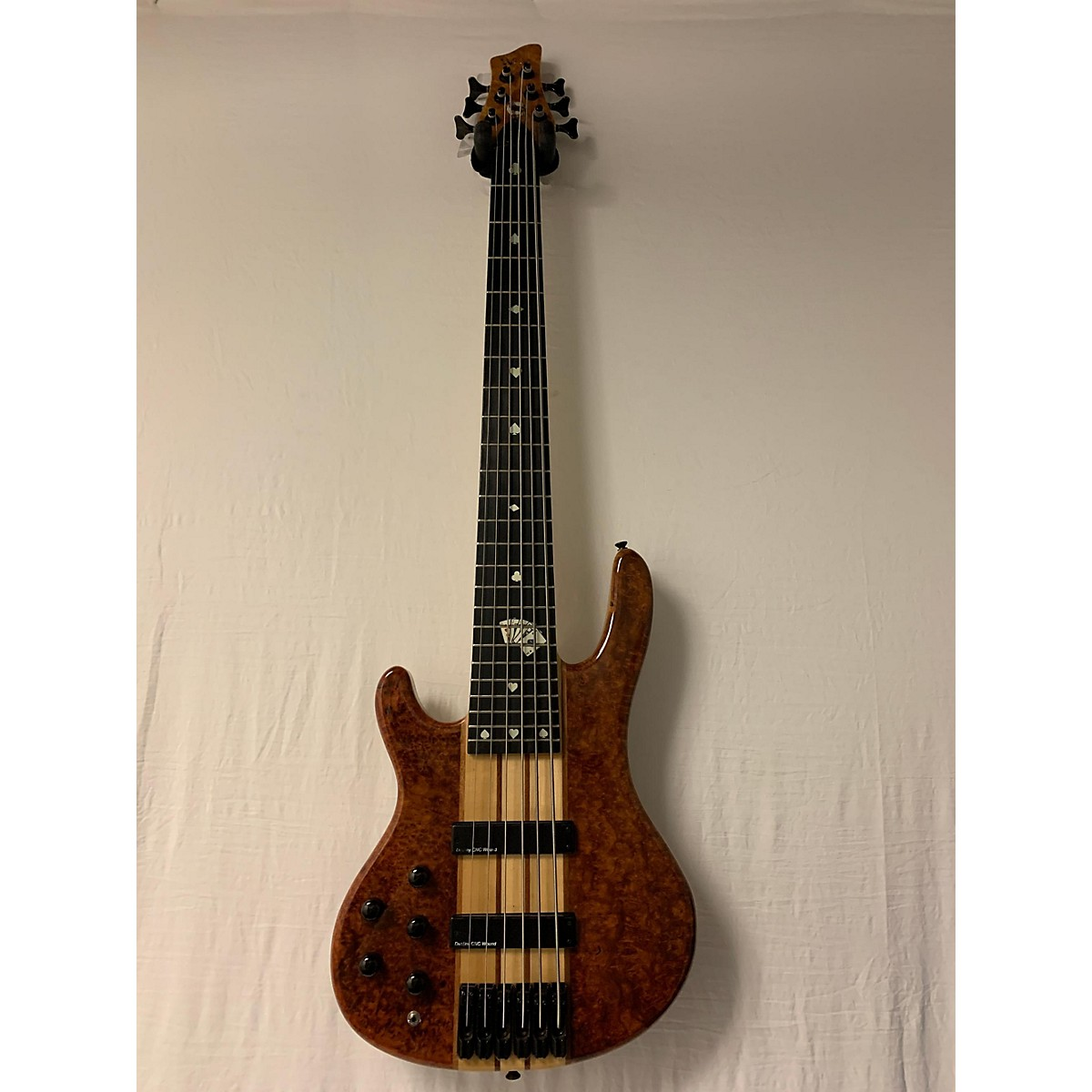 Wolf S9 Electric Bass Guitar
