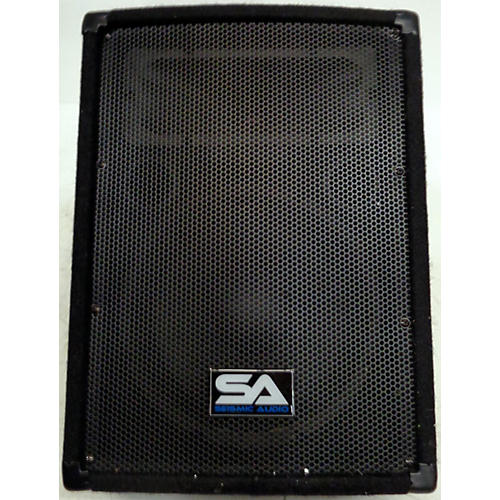 Seismic Audio SA-10MTPW Powered Monitor