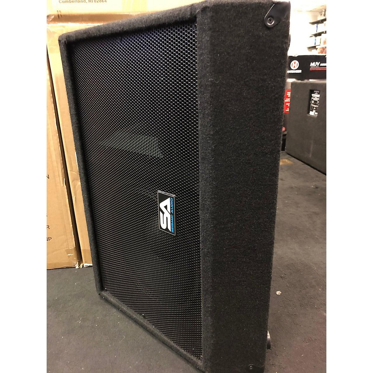 Seismic Audio SA-12MX Unpowered Speaker