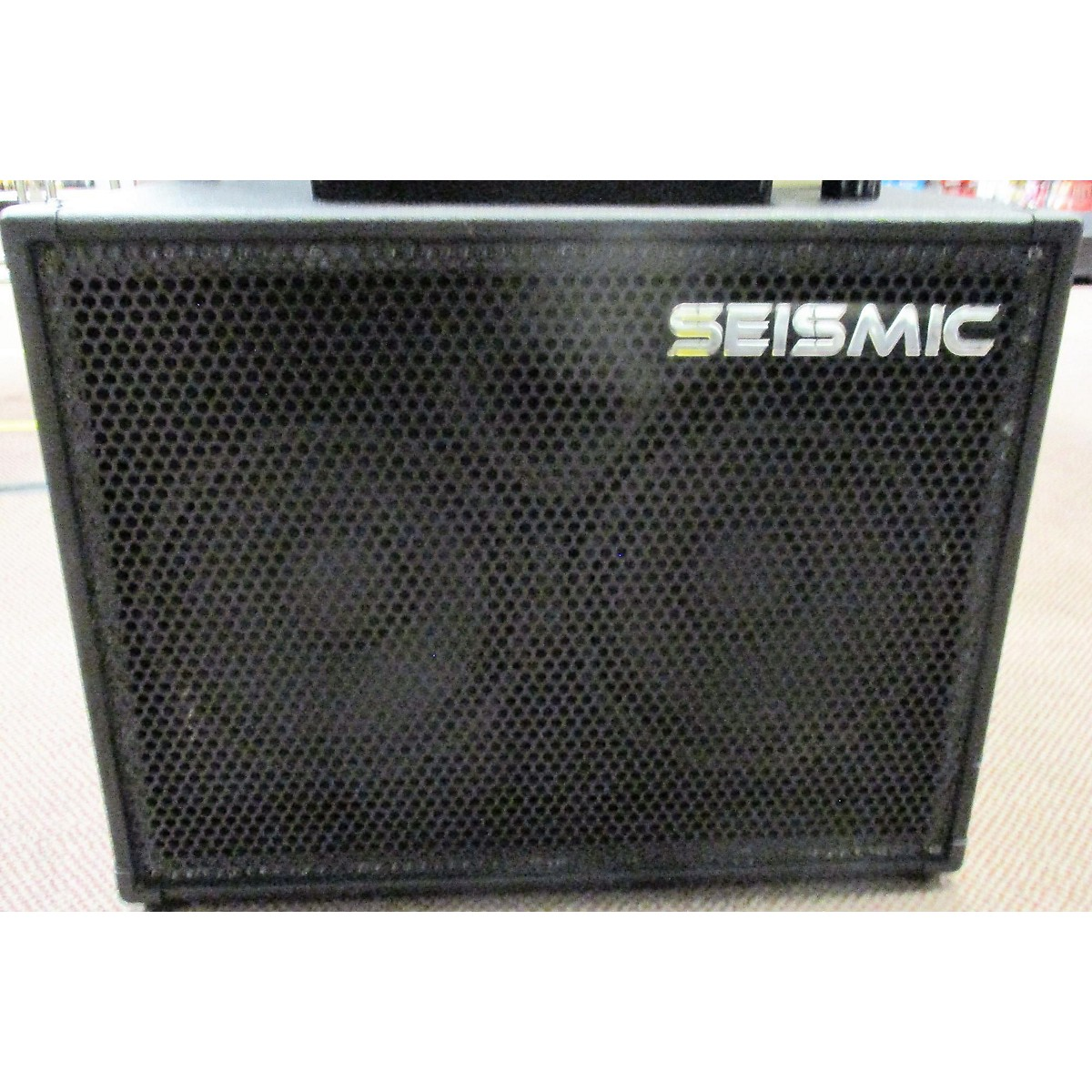 Seismic Audio SA-210 Bass Cabinet