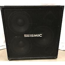 Seismic Audio SA-310 Bass Cabinet