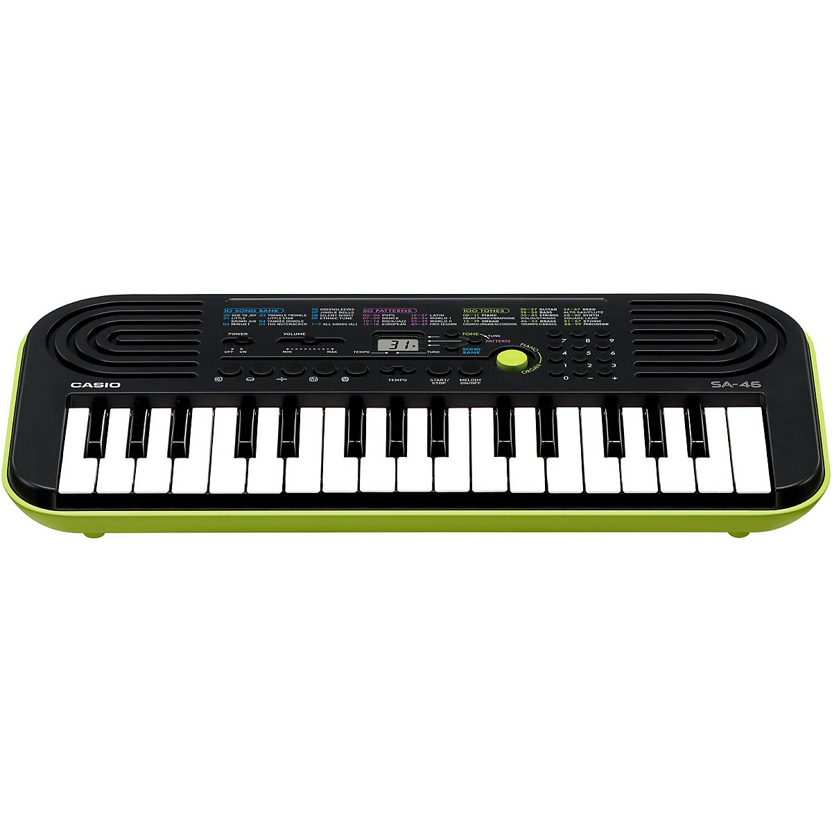 Casio SA-46 Mini Keyboard