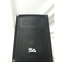 Seismic Audio SA10MT Powered Speaker