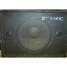 Seismic Audio SA115 Bass Cabinet