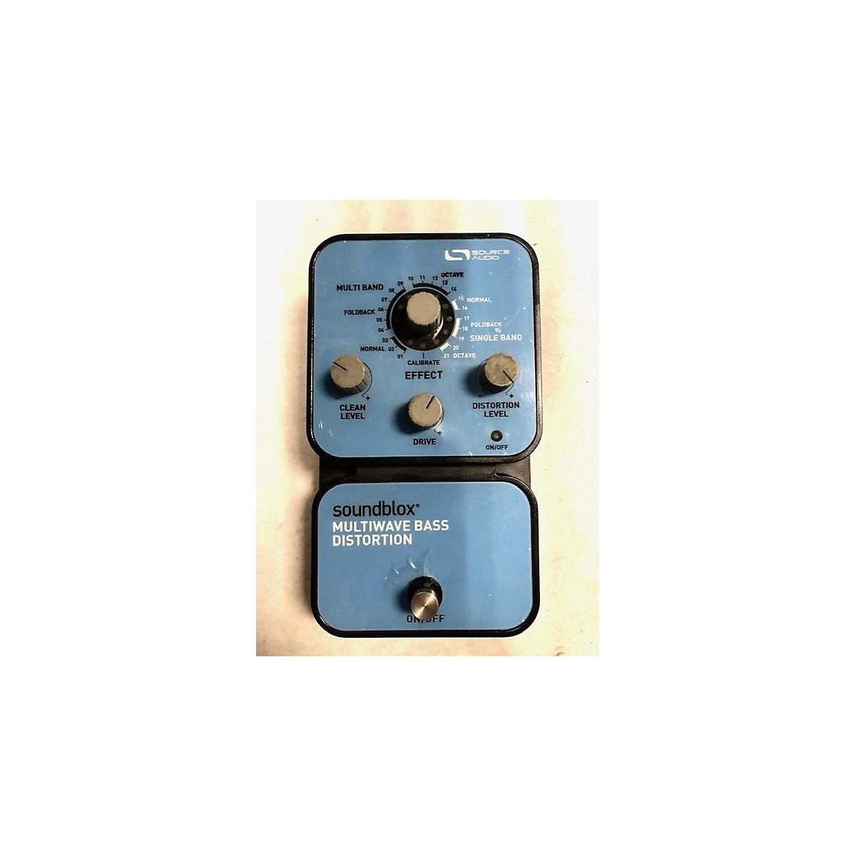Source Audio SA125 Effect Pedal