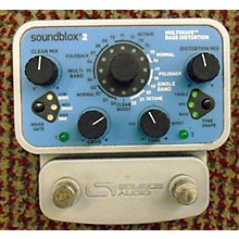 Source Audio SA221 Soundblox 2 Multiwave Bass Distortion Bass Effect Pedal