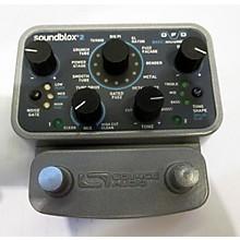 Source Audio SA228 BASS MICRO MODELER Effect Processor