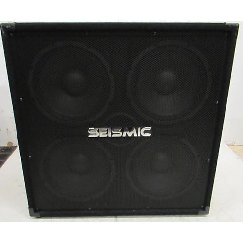 Seismic Audio SA410 Bass Cabinet