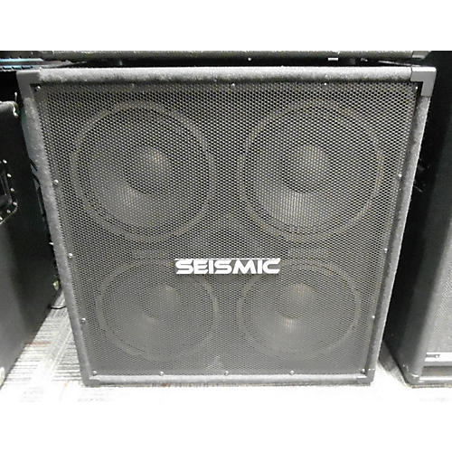 Seismic Audio SA410H Bass Cabinet