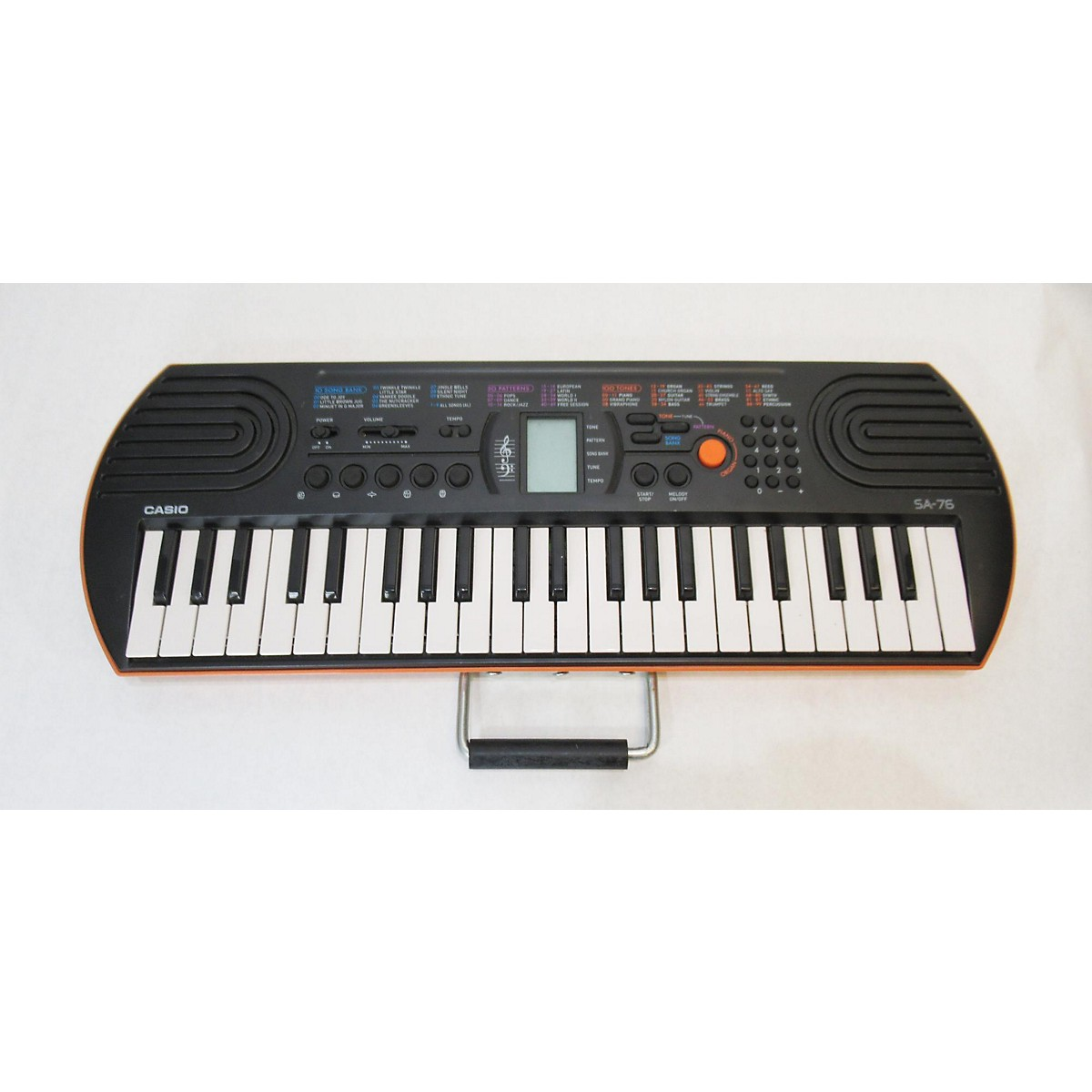 Casio SA76 44 Key Portable Keyboard