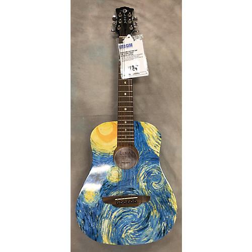 Luna Guitars SAF STR Acoustic Guitar