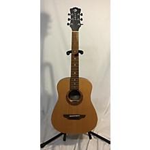 Luna Guitars SAFARI MUSE SPRUCE Acoustic Guitar