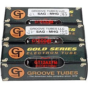 groove tubes sag mhg marshall high gain preamp tube changing kit guitar center. Black Bedroom Furniture Sets. Home Design Ideas