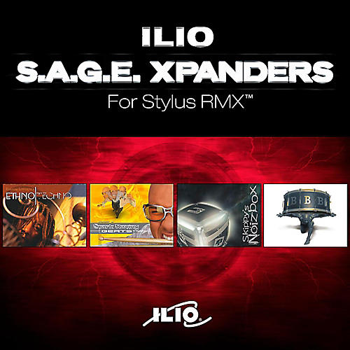 Ilio SAGE Xpander Bundle for Stylus RMX