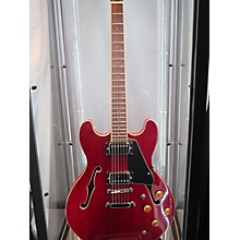 Samick SAN450 Hollow Body Electric Guitar