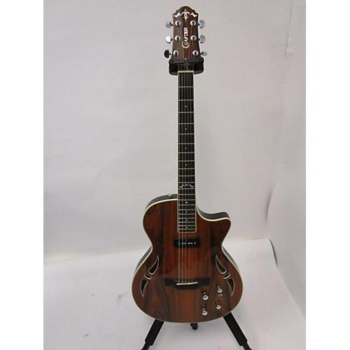 Crafter Guitars SAT-ARW Hollow Body Electric Guitar