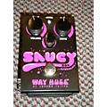 Way Huge Electronics SAUCY BOX OVERDRIVE Effect Pedal thumbnail