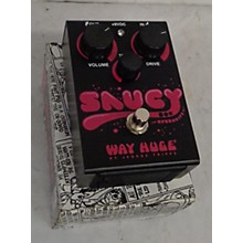 Way Huge Electronics SAUCY Effect Pedal