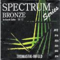 Thomastik SB112 Spectrum Bronze Acoustic Strings Medium-Light thumbnail